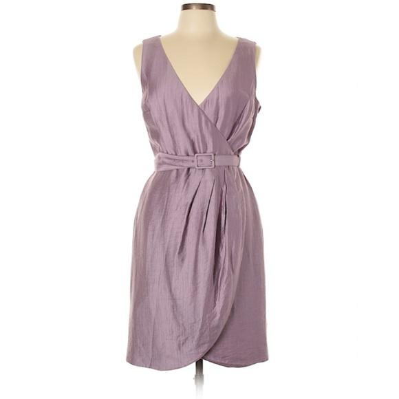 HM Cocktail Dress Purple
